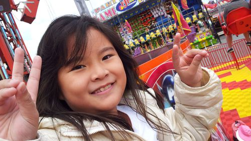 Adelene Leong died after she fell from a ride at the Royal Adelaide Show. (supplied)