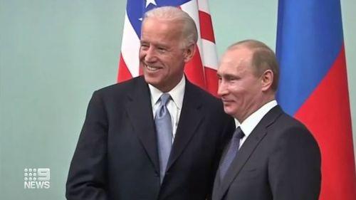 Biden to address recent ransomware attacks with Putin