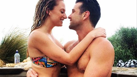 The Bachelor's Zoe sends Blake birthday wishes… from the same spa he shared with ex Sam