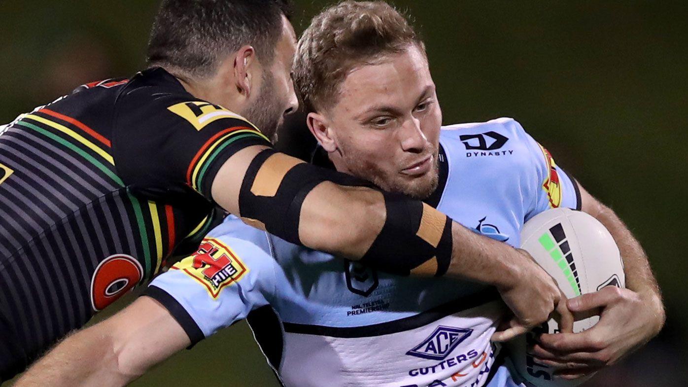 Ex-Test star Matt Moylan unwanted across NRL due to big-money Cronulla Sharks deal