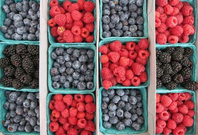 Berry good stuff