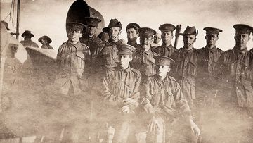 'It was the ultimate sacrifice': Perth's hidden WWI tragedy