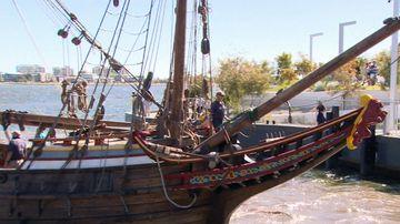 Concerns for the future of replica Duyfken vessel