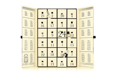 The Luxury Advent Calendar, $600, Jo Malone London, available at free standing boutiques and department stores.