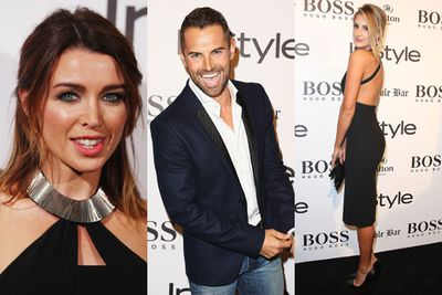 <br/><br/><br/>Daniel MacPherson, Dannii Minogue, Laura Dundovic and more smokin' hot Aussie stars strutted their stuff on the black carpet for the InStyle and Hugo Boss Men of Style cocktail party at the Sydney Hilton Hotel.<br/><br/>Check out all the celebrity fashion and cheeky behind-the-scenes Insta-snaps in our slideshow...<br/><br/>Author: Yasmin Vought<br/>Images: Getty/Instagram
