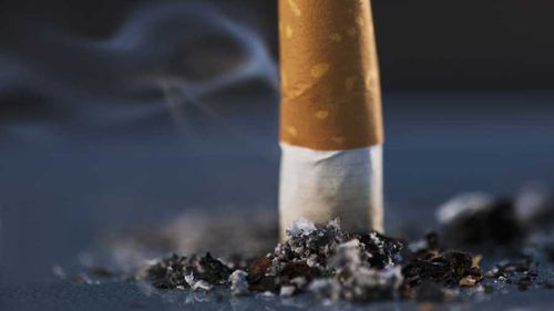 'Death cult' ISIL bans cigarettes