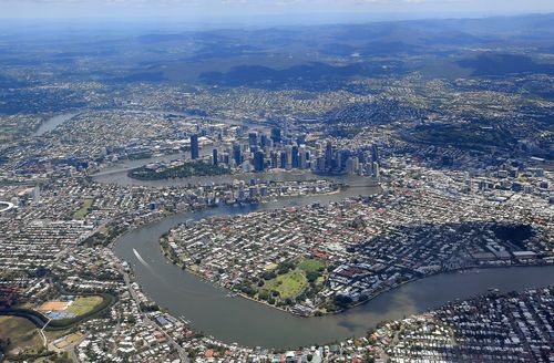Brisbane's population growth is picking up the pace. (AAP)