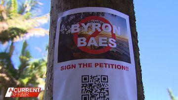 Aussie locals tell Byron Baes to 'Net-flick-off'