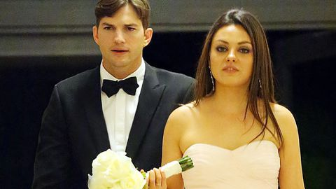 Mila Kunis to guest star on fiance Ashton Kutcher's Two and a Half Men