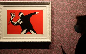 Banksy loses trademark fight with greeting card company