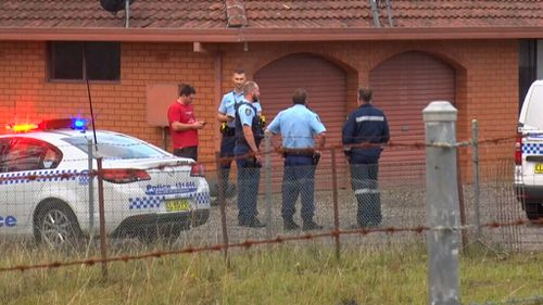The dogs were kept in kennels at the south-west Sydney property.