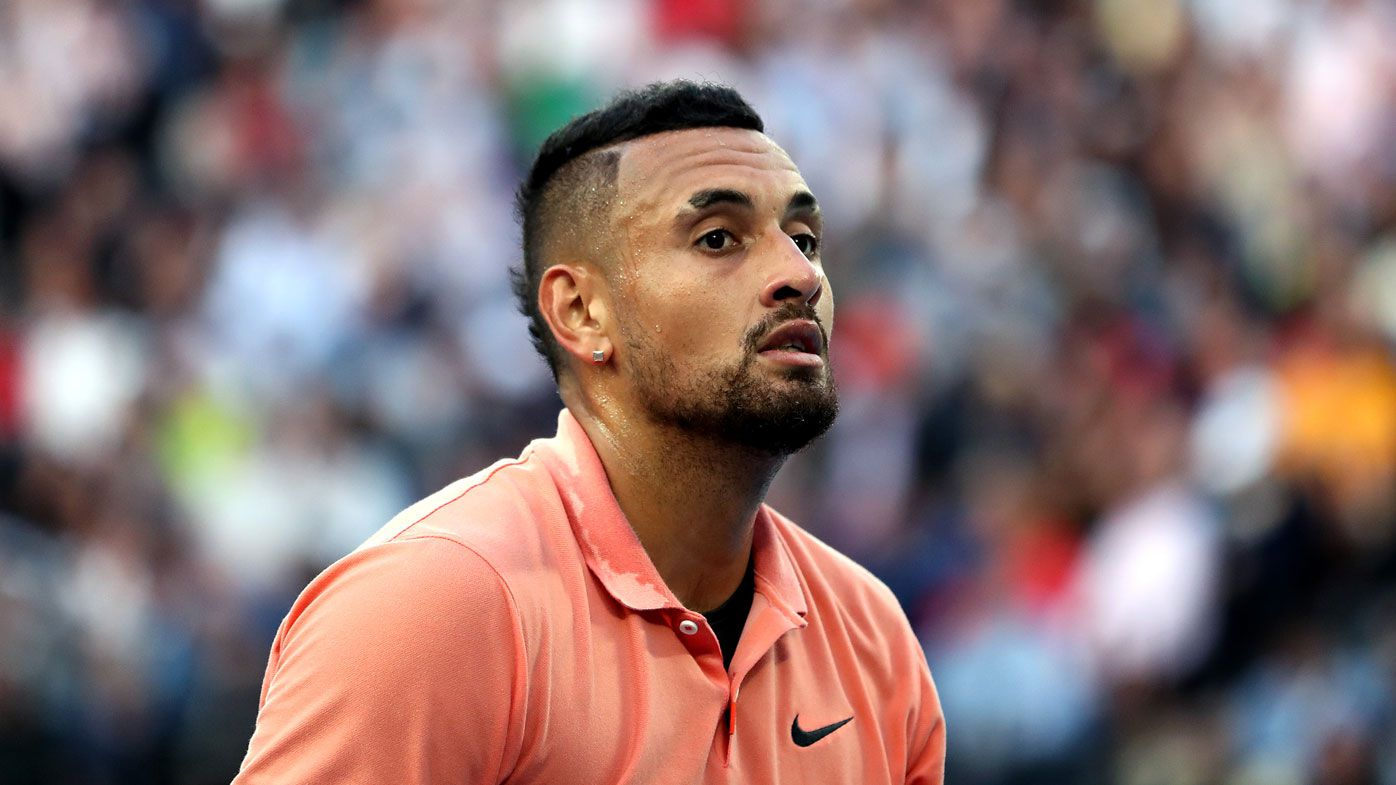 'Bro there isn't going to be any tennis': Nick Kyrgios' concern as sports world crumbles to coronavirus