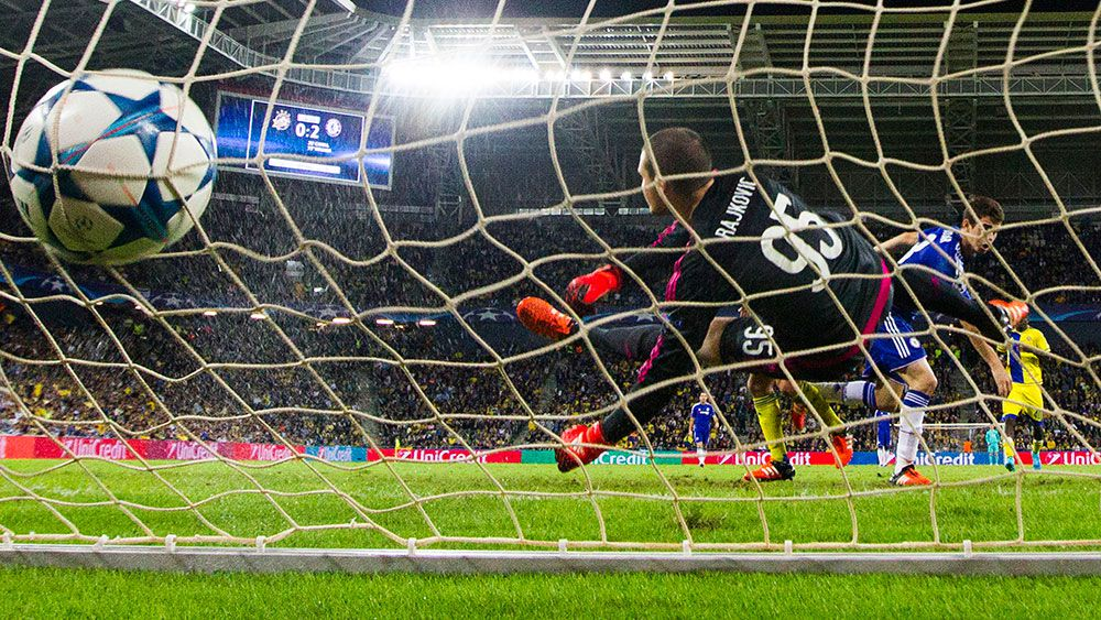 Mourinho confident of Chelsea progress