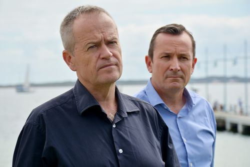 Labor and Liberals agree PM must visit WA