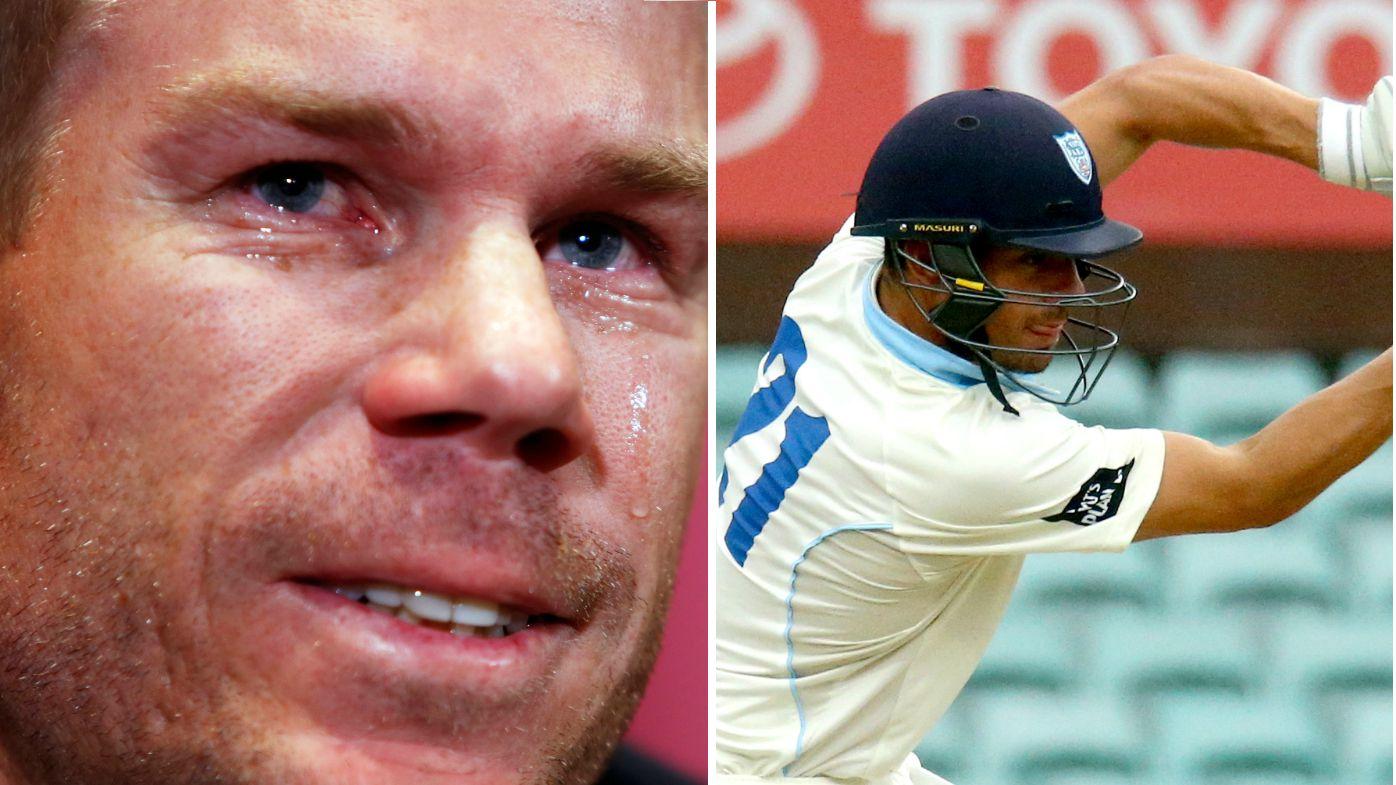 Moises Henriques steps in to bat for David Warner over ball tampering scandal