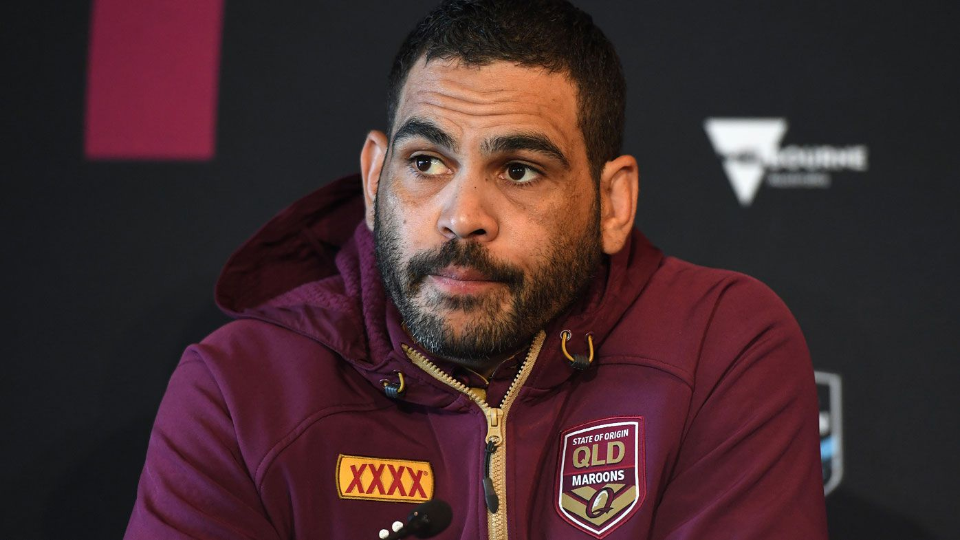 Queensland captain Greg Inglis dismisses NSW cockiness for opening game of State of Origin series