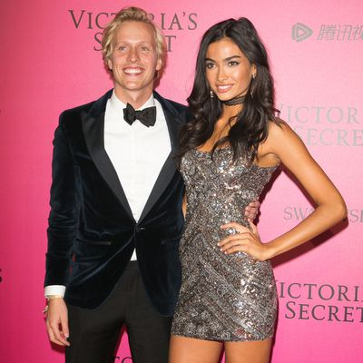 Johannes Jarl and Kelly Gale