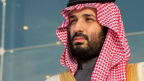 The King has empowered his son Crown Prince Mohammed bin Salman.