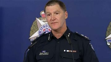 Deputy Chief Commissioner Shane Patton will lead Victoria Police from the end of the end of June.