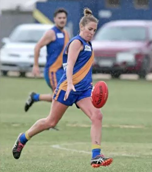 190604 South Australian football club fined woman men's league sport news