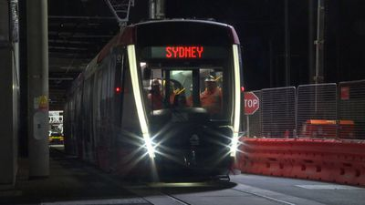 Delays continue for Sydney's light rail project