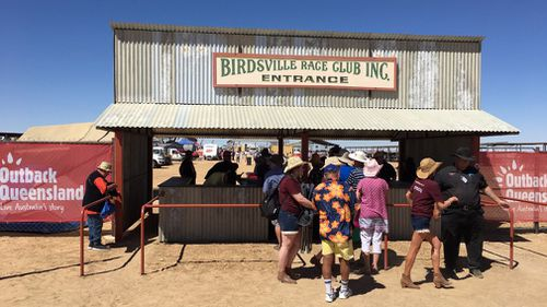 Birdsville is a small town in Queensland. At the 2006 census, it had a population of 115 people. (AAP)