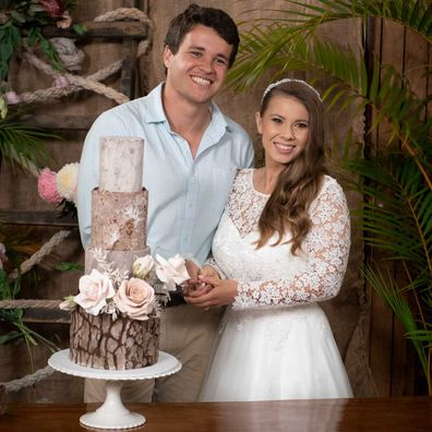 Why Bindi Irwin decided to keep her last name when she married