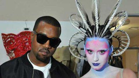 Kanye West, Katy Perry