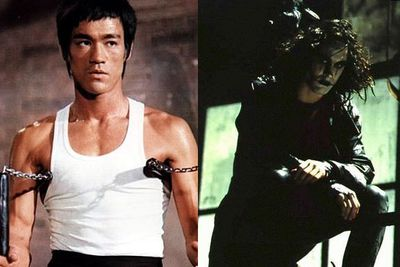 Hong Kong-born action star Bruce Lee died tragically at just 32 years of age after taking a painkiller, taking a nap and never waking up.<p>His son, Brandon, died in 1993 at age 28 after being shot with a malfunctioning prop gun on the set of his film <i>The Crow</i>.<p>Distressed fans found enough similarities between the details of both deaths to declare the Lee family 'cursed', and to suggest both deaths may have been murders.