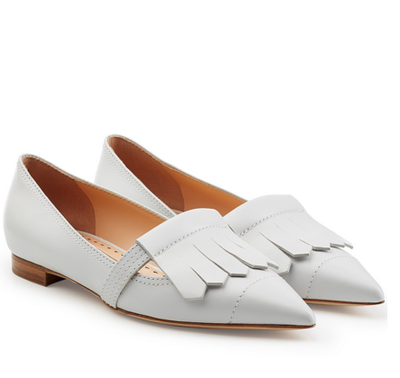 """<a href=""""http://www.stylebop.com/au/product_details.php?id=659371"""" target=""""_blank"""">Loafers, $744, Rupert Sanderson at Stylebop.com</a>"""
