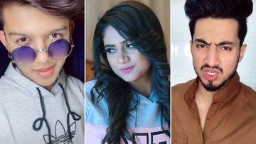 Riyaz Afreen, Nisha Guragain and Mr Faisu are among India's most popular stars on TikTok, with tens of millions of followers.