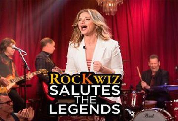 Rockwiz Salutes the Legends