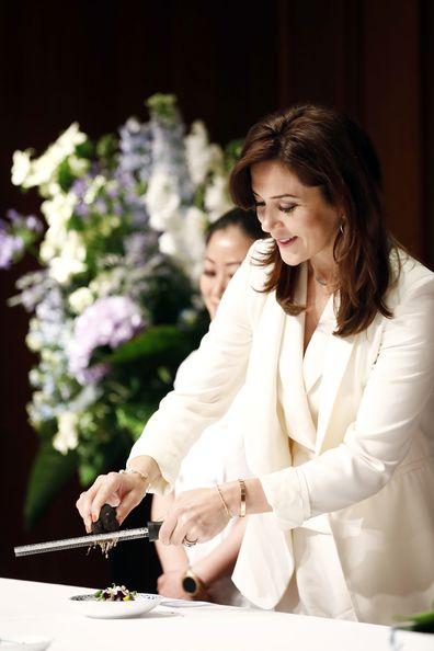Princess Mary visits South Korea