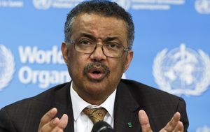 WHO boss calls out global leaders for 'mixed messages' on coronavirus