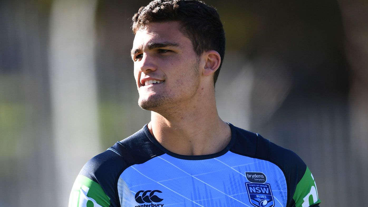 100% Footy: Brad Fittler backs Nathan Cleary for Blues halfback well into the future