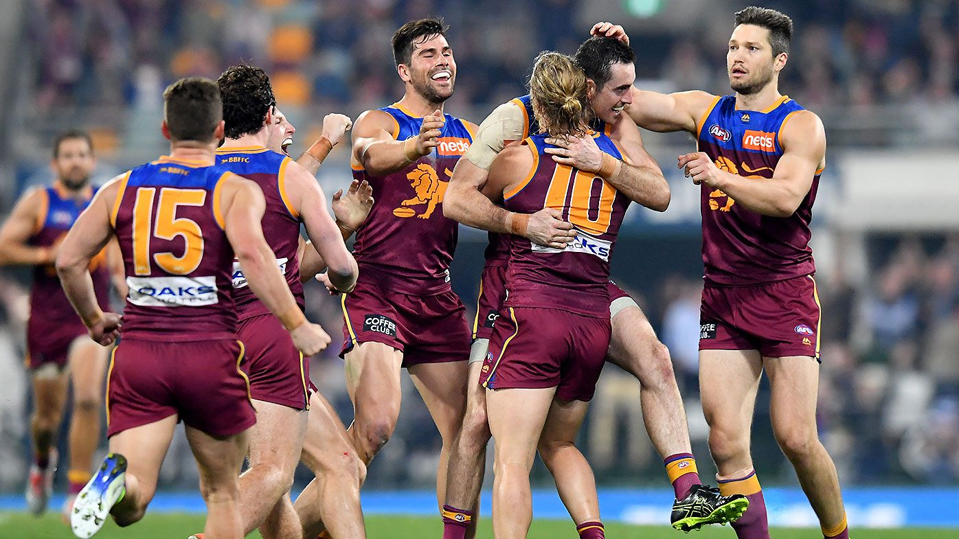 The wacky stat which proves that second spot on the AFL ladder is cursed