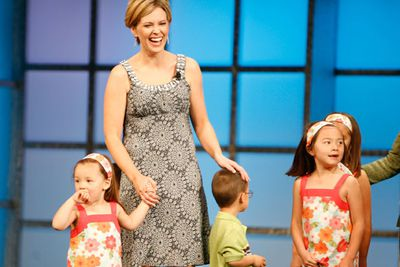 <b>Estimated 2010 earnings:</b> $3.5 million <br/><P><br/><b>How the hell they earned it:</b> The mum-of-many gets $250,000 for each episode of <i>Kate Plus 8</i>, and when she's not being an Octo-Mom she's writing a swag of successful books.<br/>