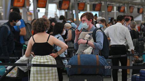 Australia tightens borders as Sydney coronavirus cluster grows