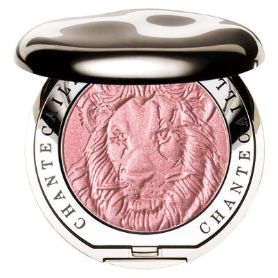 """<a href=""""http://mecca.com.au/chantecaille/protect-the-lion-pride-cheek-shade/I-024737.html"""" target=""""_blank"""">Chantecaille Protect The Lion Pride Cheek Shade, $58.</a>"""