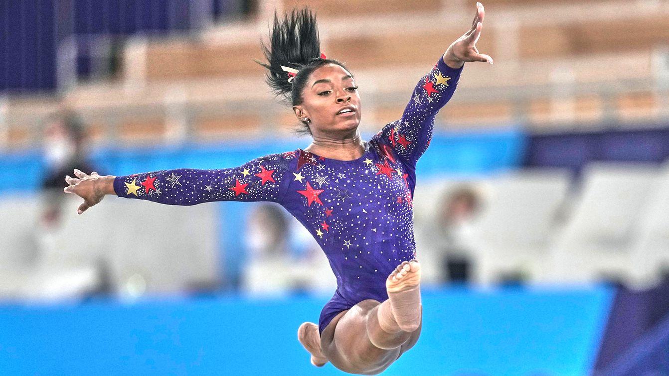 Simone Biles of United States of America