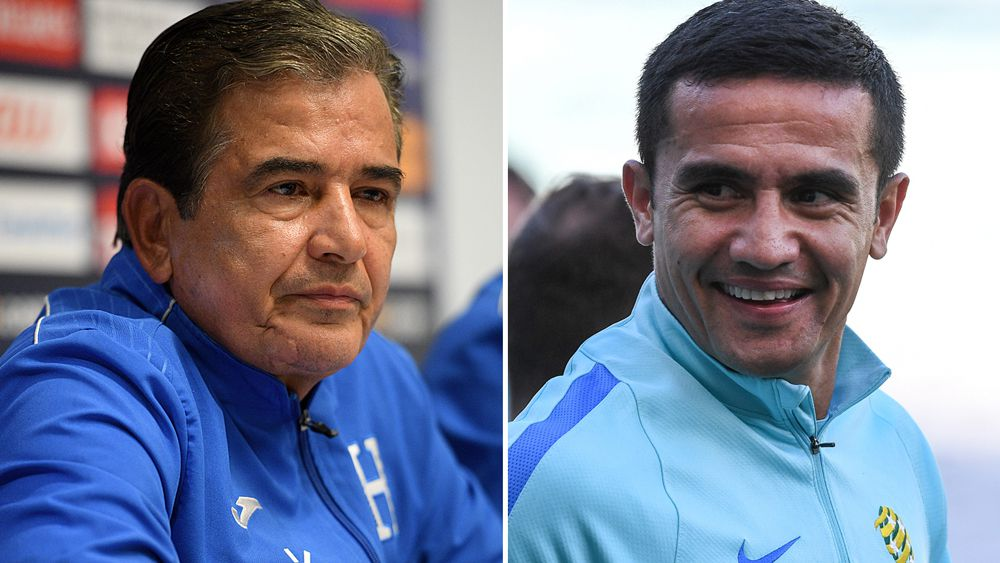 World Cup 2018: Socceroos star Tim Cahill confident of qualifying, Honduras coach sends warning
