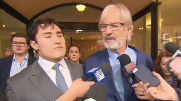 John Jarratt seeking damages, taking on Nationwide News