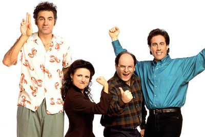 Kramer (Michael Richards), Elaine (Julia Louis-Dreyfus), George (Jason Alexander) and Jerry (Jerry Seinfeld) make up one of TV most's memorable sitcom line-ups. But the famous cast might have looked very different...