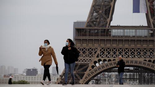 Paris exits lockdown