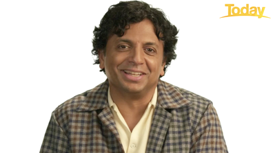 M Night Shyamalan said he's finding people are more receptive to the 'dark tone' of his movies now.