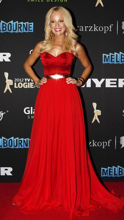 Carrie Bickmore, 2012<br>
