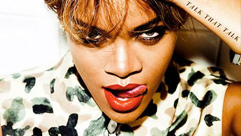 Listen: Rihanna's new album <i>Talk That Talk</i>