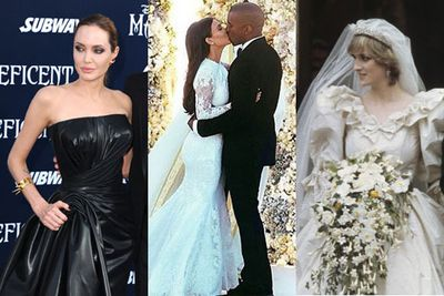Are you terrible at presents? Never fear, these celebs will make you feel a lot better about that one time you bought a pair of socks for your random second cousin. <br/><br/>From the bizarre to the down right crap, celeb newlyweds have seen it all. <br/><br/>Most recently, it was Kanye West who shocked us all by commissioning a tacky portrait of new wife Kim wearing nothing but a G-string. <br/><br/>It got us thinking… what other terrible wedding presents have celebs endured over the years? <br/><br/>Click though to find out.