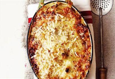 Chilli macaroni cheese