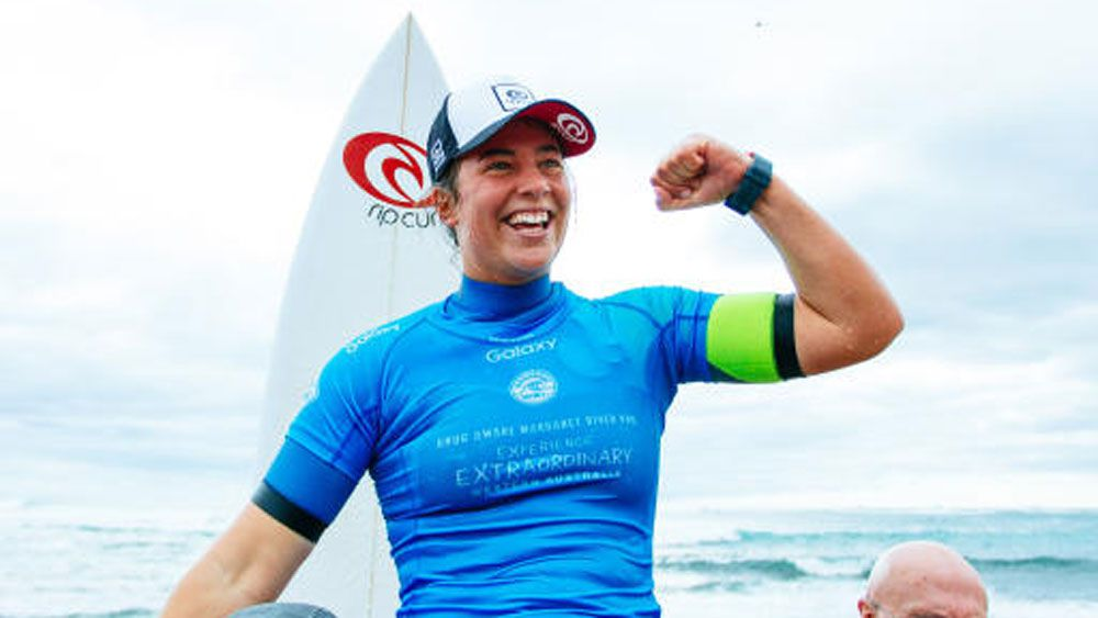 Wright wins Margaret River Pro